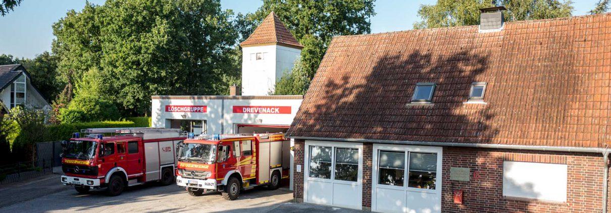 Gerätehaus Drevenack