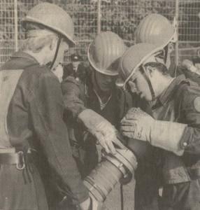 Jugendfeuerwehr, 1992