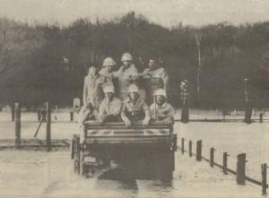 Hochwasser, Januar 1995